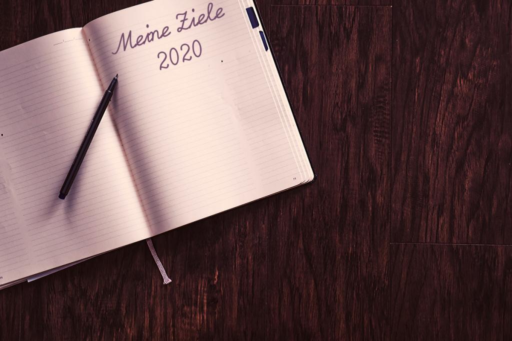 Ziele setzen 2020